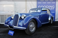 1939 Talbot-Lago T150 C SS.  Chassis number 90060