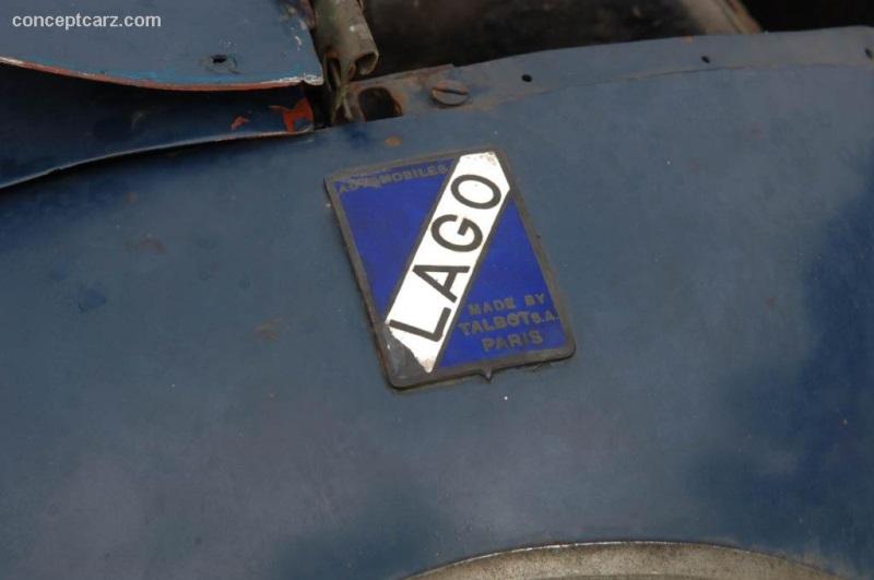 1939 Talbot-Lago T150 C SS
