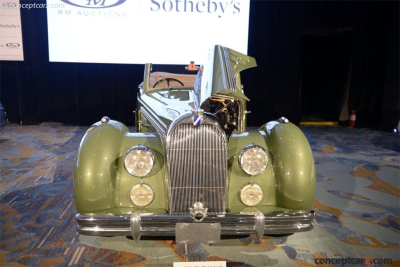 1948 Talbot-Lago T-26