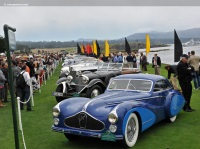 Talbot-Lago T-26 Grand Sport Coupe