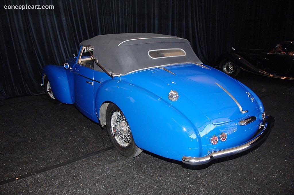 1949 Talbot-Lago T-26 Record