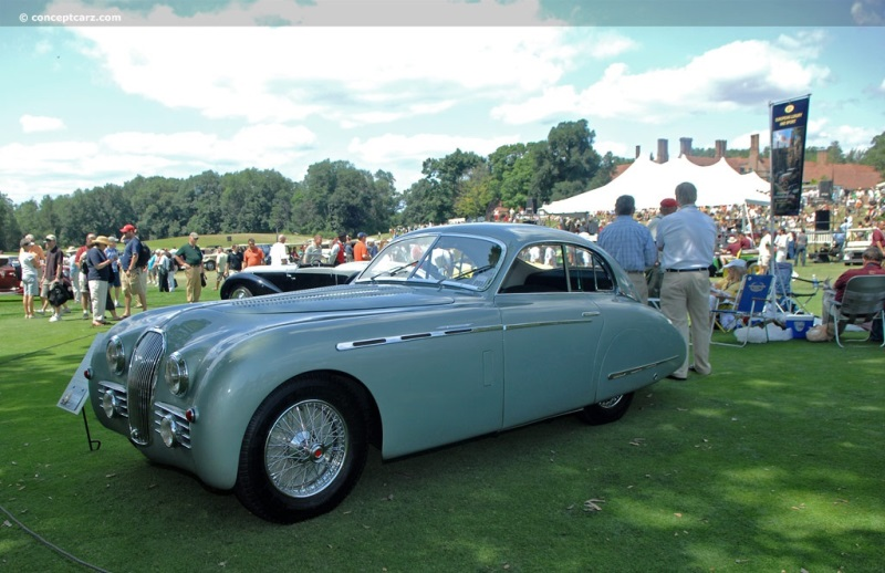 1950 Talbot Lago T26 Grand Sport At The Meadow Brook