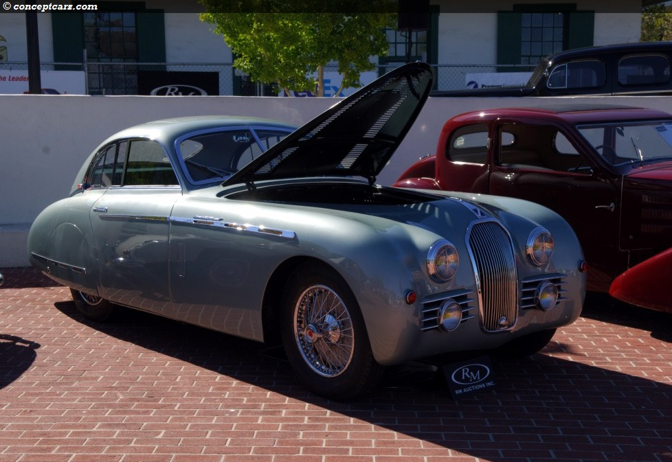 1950 Talbot-Lago T26 Grand Sport Image. Chassis number ...