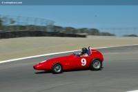 1959 Taraschi 1100 FJ.  Chassis number BT48J