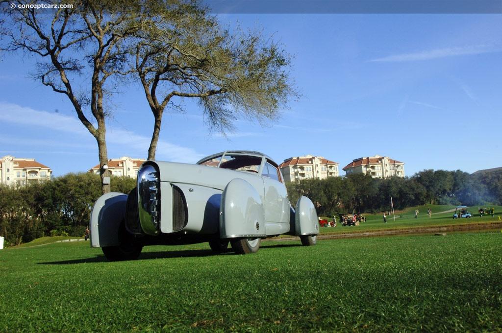 1948 Tasco Prototype