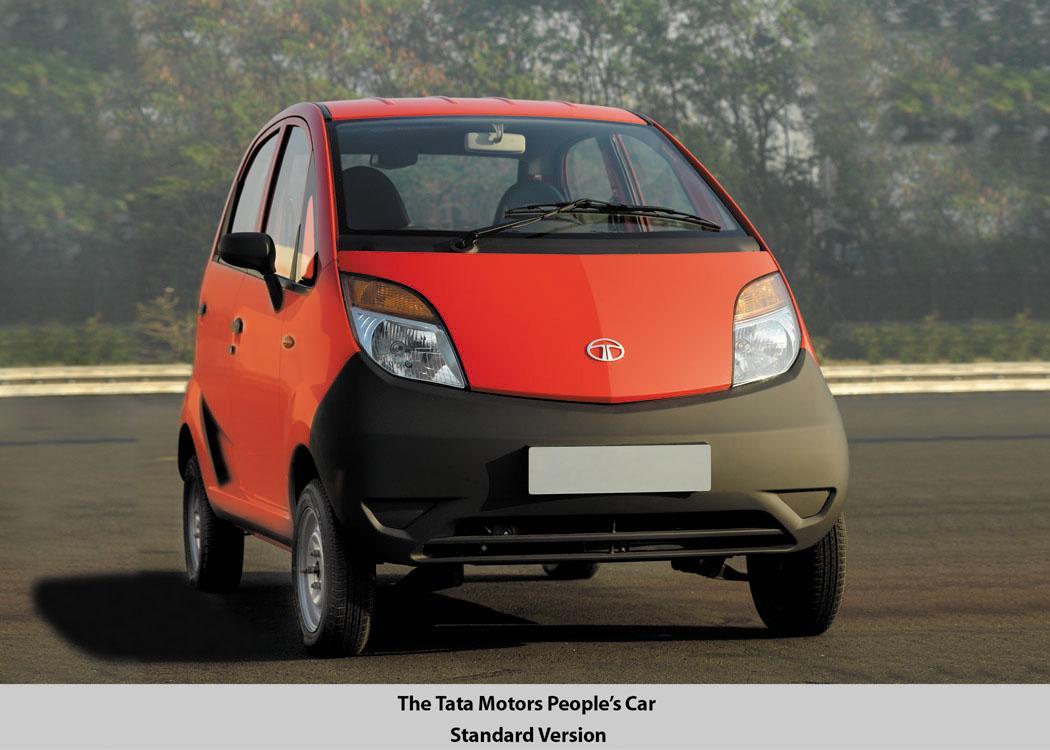 2009 tata nano news and information for Tata motors future cars