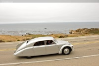1938 Tatra T77.  Chassis number 35719