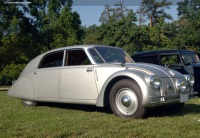 1938 Tatra T77 image.