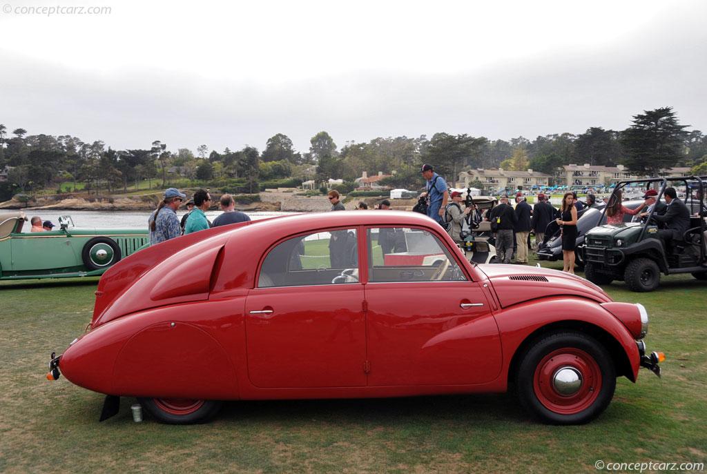 1938 Tatra T97