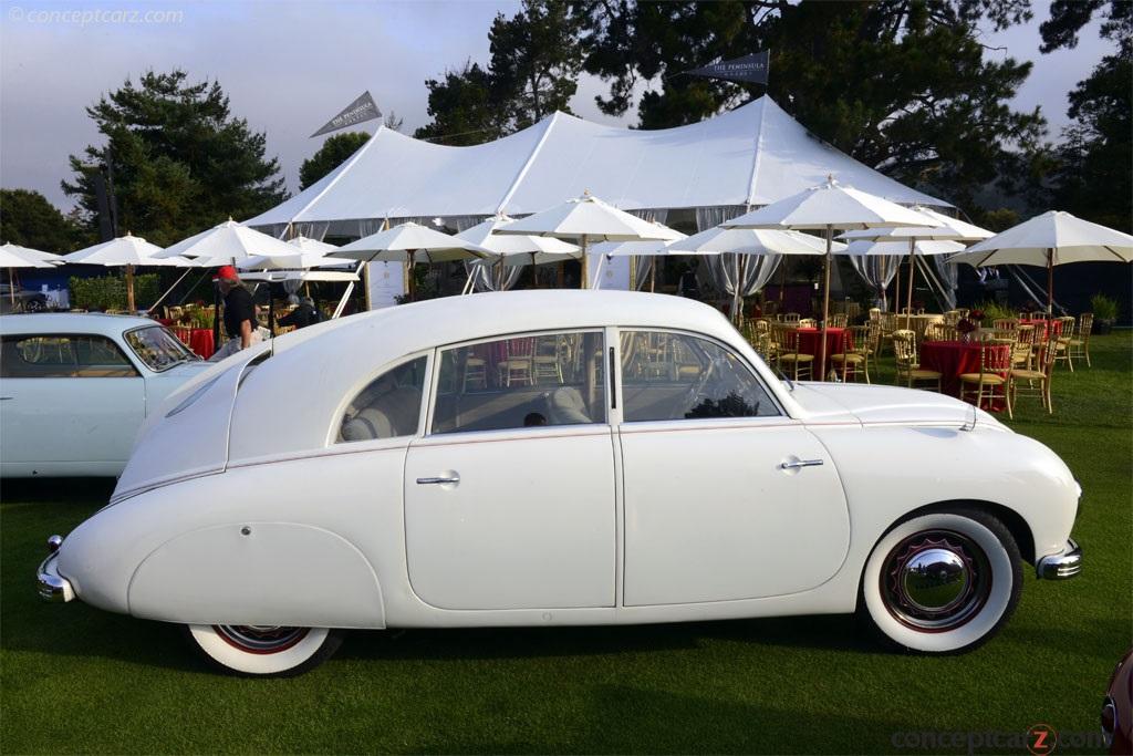 1951 Tatra T600 Tatraplan