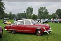 1958 Tatra T-603 image.