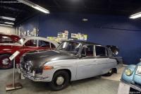 1967 Tatra T-603 image.