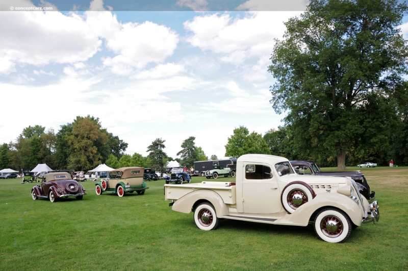 Truck Cab Sizes >> 1936 Terraplane Express Cab Truck Image. Photo 9 of 9