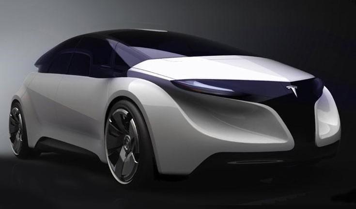 2011 Tesla EYE Concept