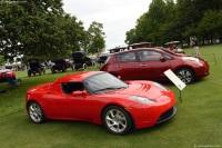 Popular 2010 Tesla Roadster Wallpaper