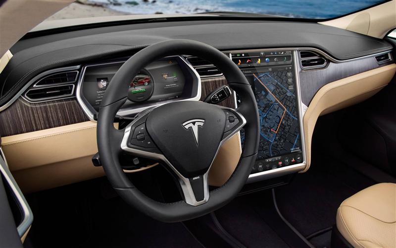 2013 Tesla Model S Image Photo 4 Of 19