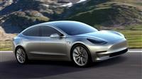 Popular 2017 Tesla Model 3 Wallpaper