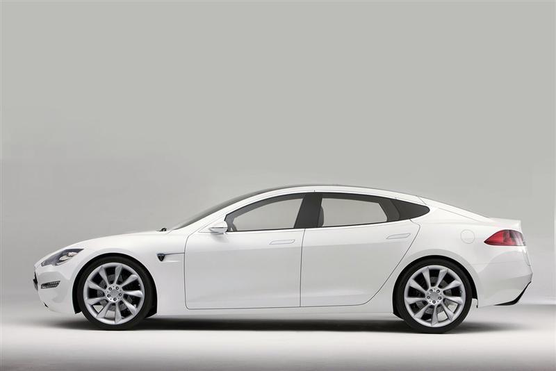 2009 Tesla Model S Concept Image Photo 3 Of 11