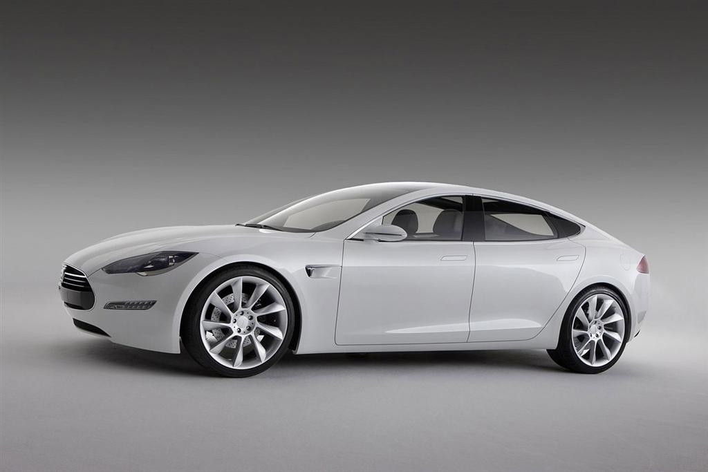 Auction Results And Sales Data For 2009 Tesla Model S Concept
