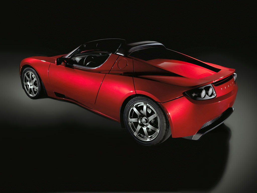 2007 tesla roadster wallpaper and image gallery