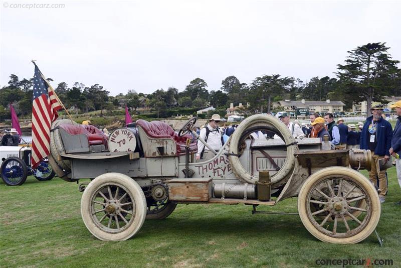 1907 Thomas Flyer Model 35