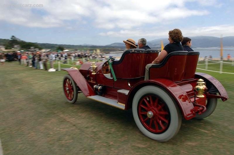 1908 Thomas Flyer F
