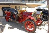 1910 Thomas Flyer K6-70.  Chassis number 204