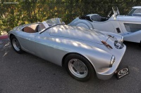 1952 Tojiero MG Barchetta Sports Racer image.
