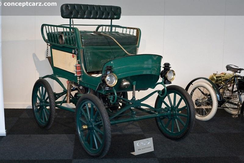 1902 Toledo Model A