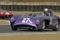 1957 Townsend Typhoon MKII.  Chassis number 0003