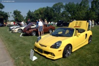 Zagato MR2 Spider VM180