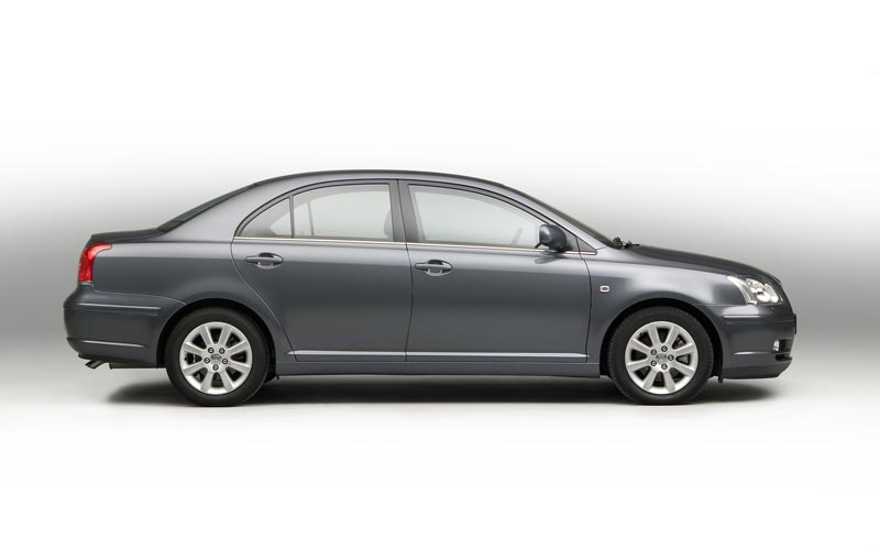 2005 Toyota Avensis 2 2 D History Pictures Value Auction Sales Research And News