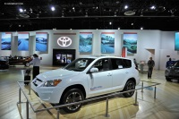 2011 Toyota RAV4 EV Demonstration Vehicle