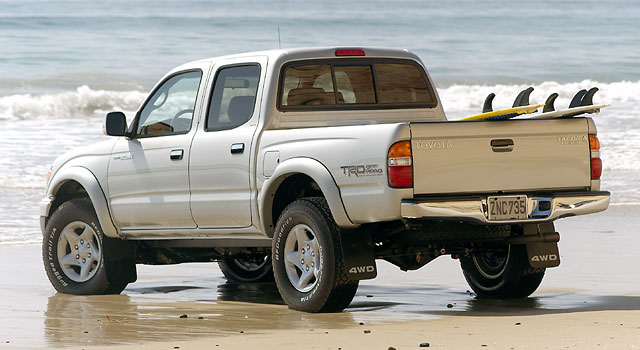 2004 Toyota Tacoma History Pictures Value Auction S Research And News