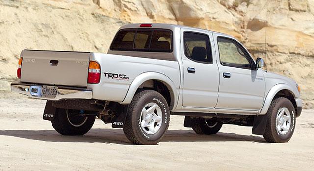 Truck Cab Sizes >> 2004 Toyota Tacoma Image. Photo 10 of 11
