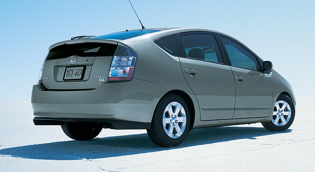 Toyota Cars 2018 >> 2005 Toyota Prius Image. Photo 14 of 16