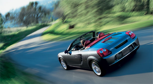 2005 Toyota Mr2 Pictures History Value Research News Conceptcarz Com