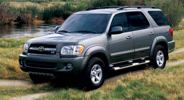2005 toyota sequoia image. Black Bedroom Furniture Sets. Home Design Ideas