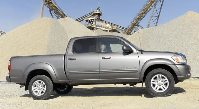 Toyota Tundra Image Httpswwwconceptcarzcomimages - 2005 tundra