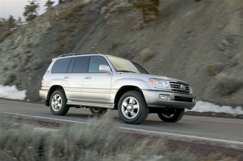 2006 Toyota Land Cruiser thumbnail image