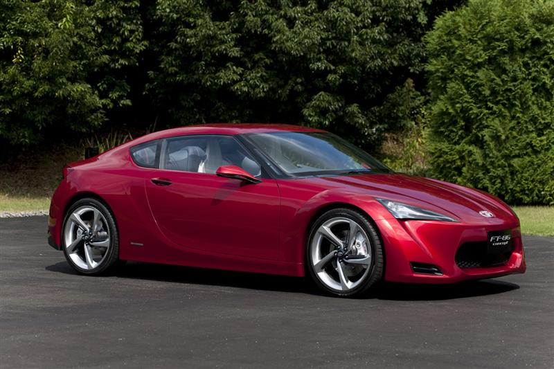 2010 Toyota FT-86 Concept