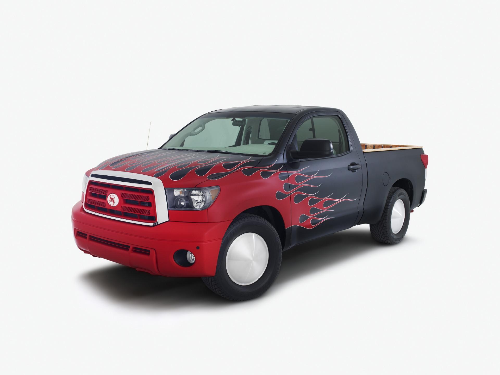 2009 Toyota Tundra Hot Rod News and Information