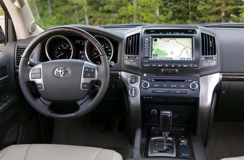 Superior 2009 Toyota Land Cruiser