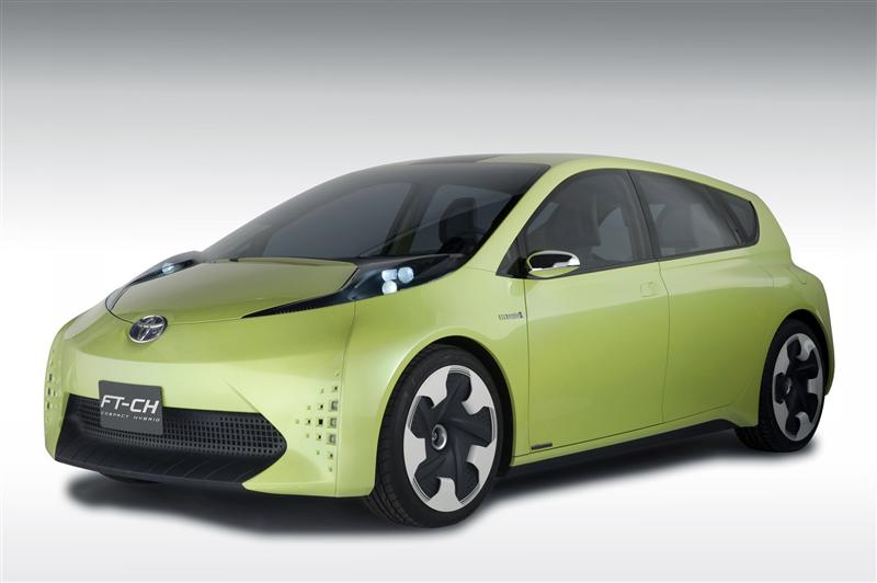 2010 Toyota FT-CH Concept