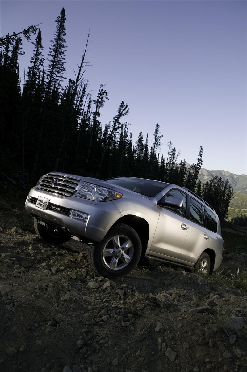 2010 Toyota Land Cruiser