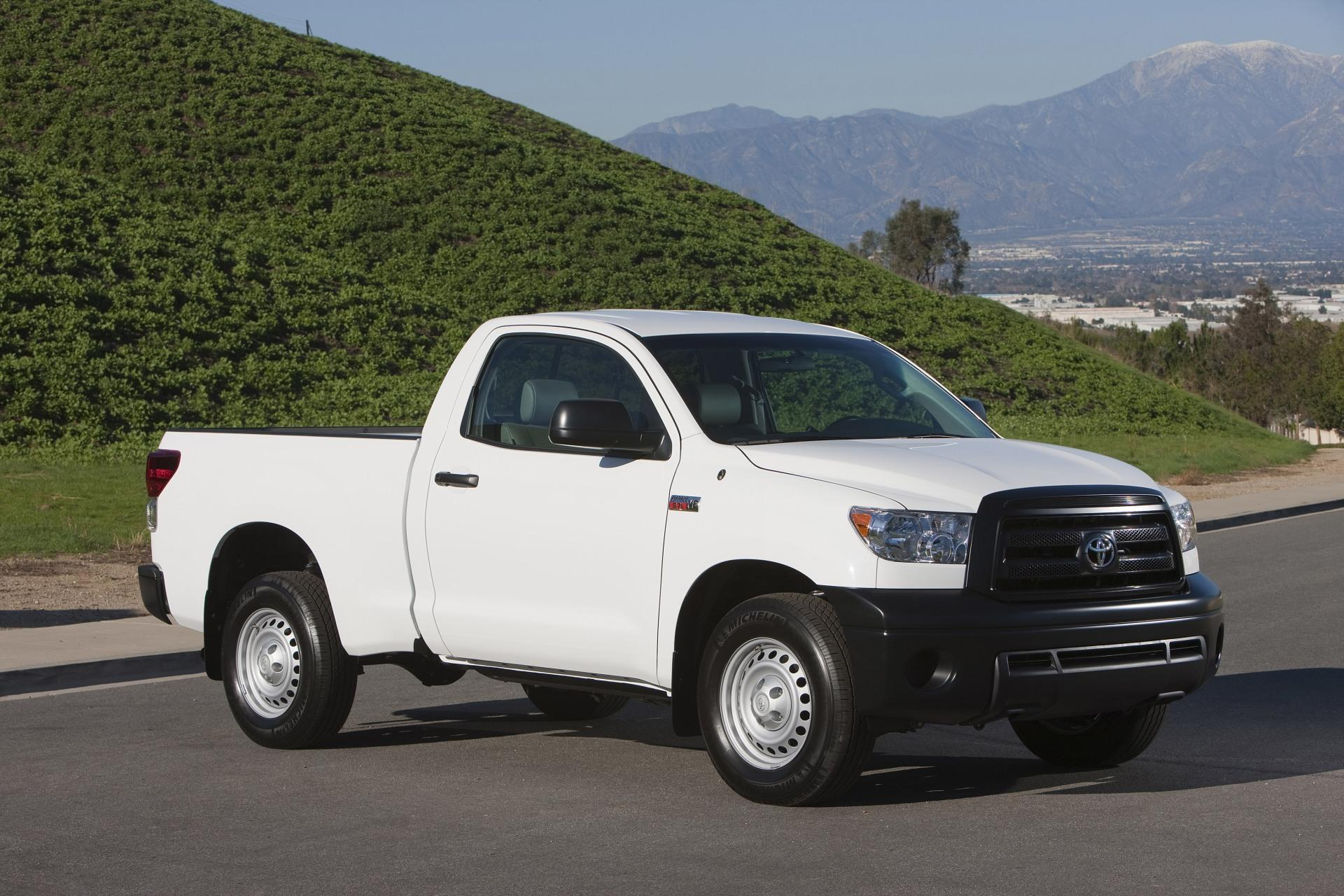 2009 toyota tundra work truck package news and information. Black Bedroom Furniture Sets. Home Design Ideas