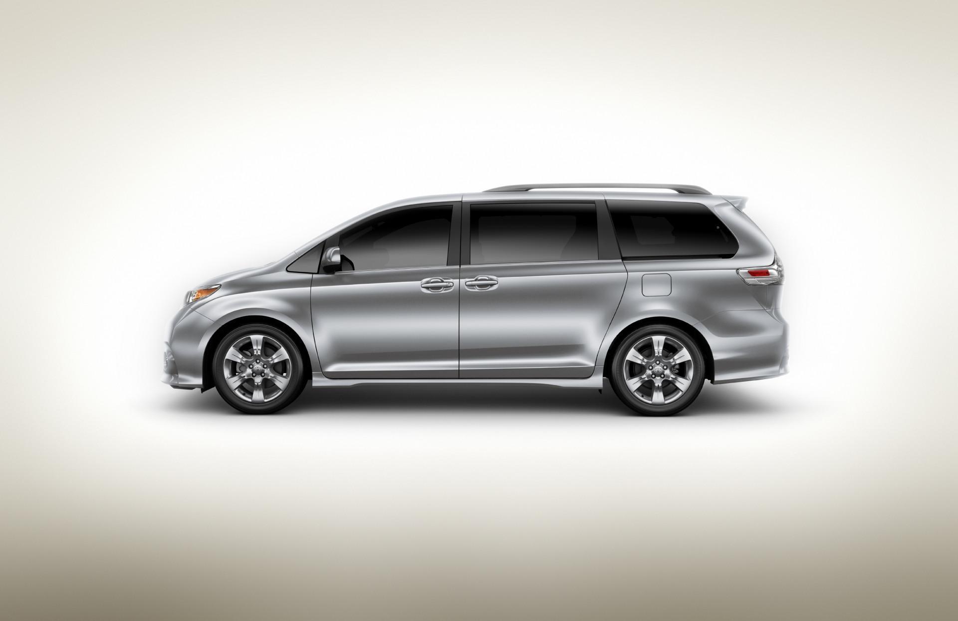 Uber Vehicle List >> 2011 Toyota Sienna News and Information | conceptcarz.com
