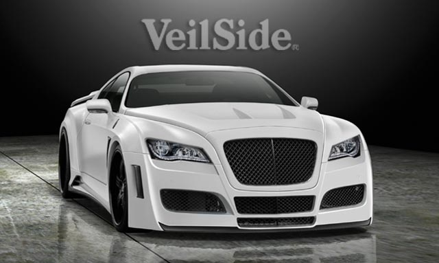 2011 Veilside 4509GTR pictures and wallpaper