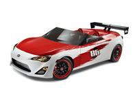 2012 Cartel Customs FR-S Speedster Concept