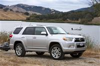 Toyota 4Runner Monthly Vehicle Sales